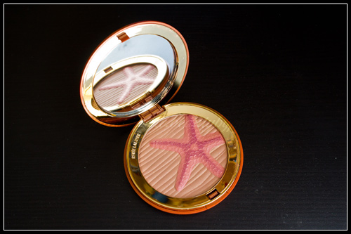 Estée Lauder Sea Star Bronzing Blush Bronze Goddess Summer 2011