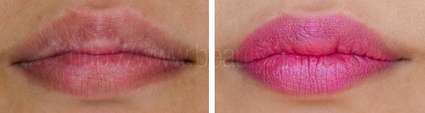 Estée Lauder : Pure Color Sheer Matte Lipstick Demure & Naked / Pretty Naughty - Printemps 2013