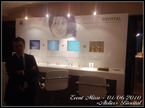 event mixa biovital