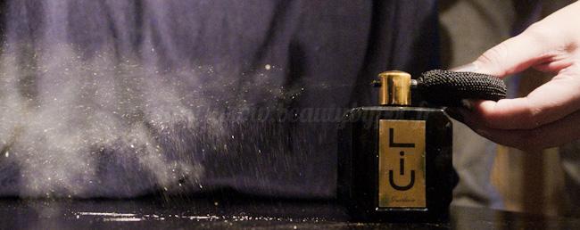 Guerlain : Liu Poudre Iridescente Parfumée Visage & Corps - Noël 2012
