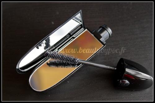Guerlain : Mascara Noir G / Les Roses et le Noir - Printemps 2012