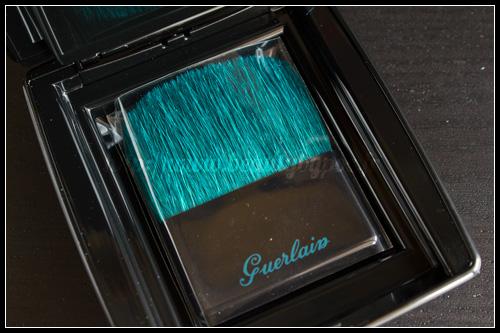 Guerlain Parure de Nuit Poudre Pressée & Blush / Collection Belle de Nuit - Noel 2011