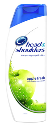 Head & Shoulders : Apple Fresh