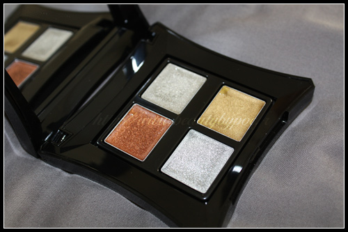 Illamasqua 4-Colours Liquid Metal Palette Body Electrics