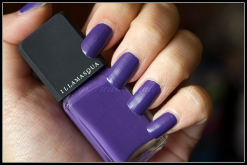 Illamasqua Faux Pas Theatre of the Nameless Fall Winter 2011