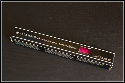Illamasqua Intense Lipgloss Belladonna
