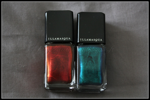 Illamasqua Viridian & Scarab The Art of Darkness