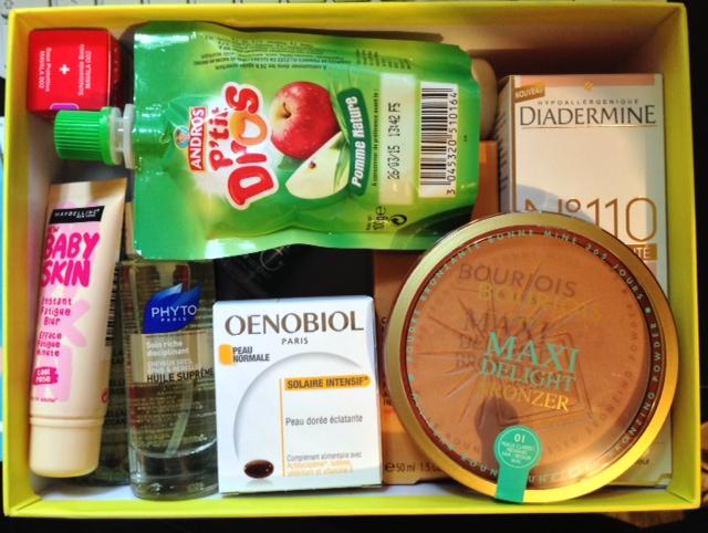 Monoprix : Summer Box