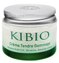 Kibio Crème Tendre Gommage