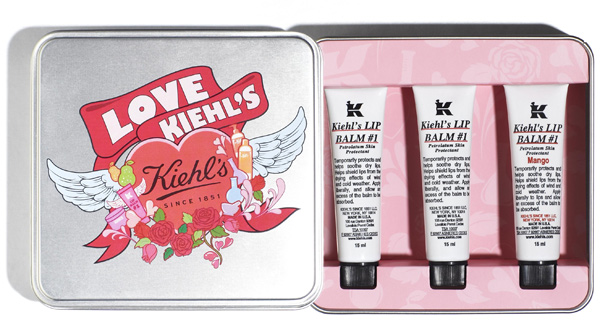 Kiehl's Lip Balm St Valentin
