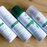 Klorane : Shampooings secs, la gamme complète