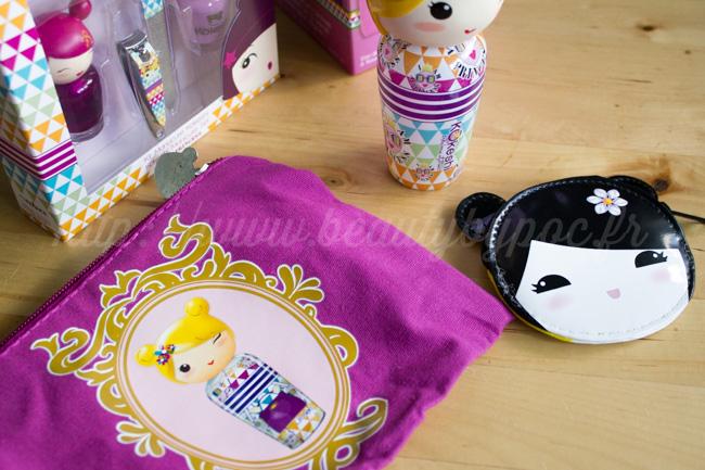 Kokeshi Parfums : Litchee pour la journée de la Kokeshi !