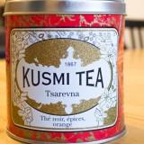 Idée cadeau ! Le thé Tsarevna de Kusmi Tea