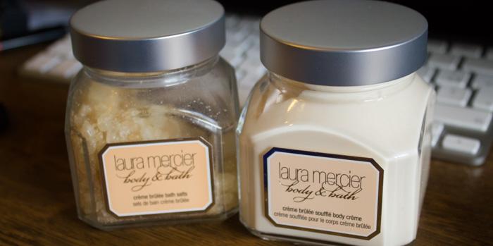 Laura Mercier : Duo Body & Bath Crème Brûlée