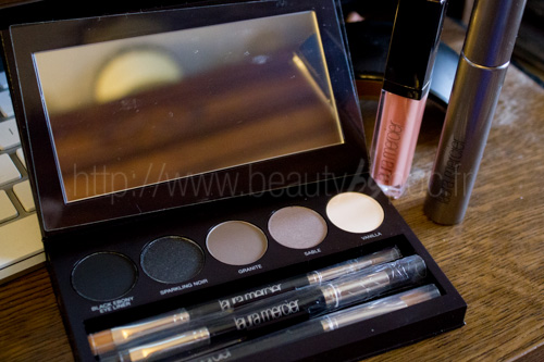 Laura Mercier Collection Classic Smoky Eye Palette