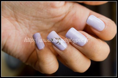 Laura Mercier : Lavender Cloud / Eté 2012