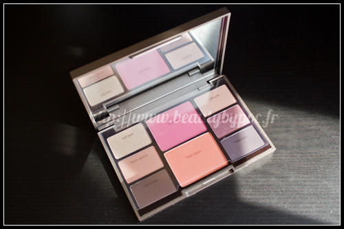 Laura Mercier : Palette Lingerie / Collection Lingerie - Printemps 2012