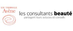 Avène Logo Consultants Beauté