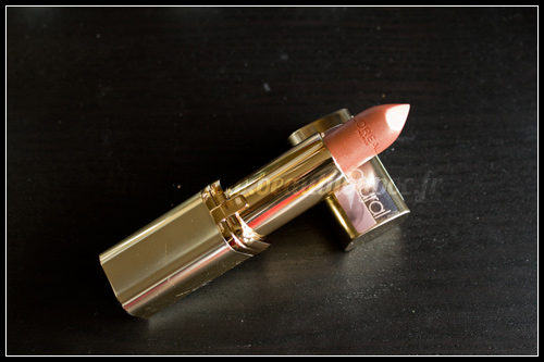 L'Oréal Paris : Color Riche / L'Or L'Or L'Or - 390 Nude Treasure