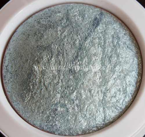 MAC Mineralize Eyeshadow Shimmermint Glitter & Ice
