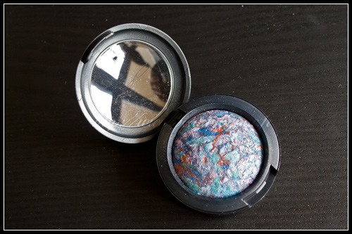 MAC Mineralize Eyeshadow Semi Precious Hint of Sapphire