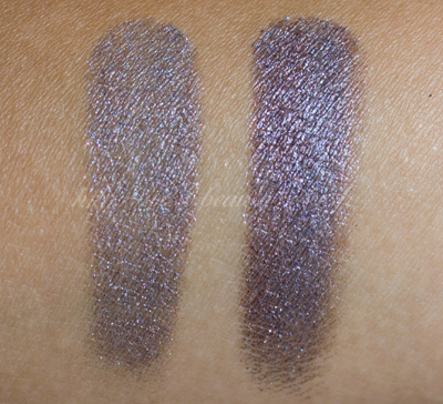 MAC Mineralize Eyeshadow Semi Precious Hint of Sapphire