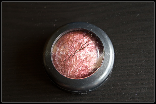 MAC Mineralize Eyeshadow Semi Precious Quartz Fusion
