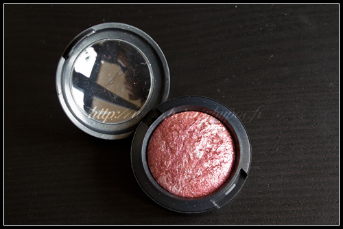 MAC Mineralize Eyeshadow Semi Precious Quartz Fusion
