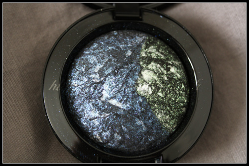 MAC She Who Dares Mineralize Eye Shadow Duo / Maleficent / Venomous Villains