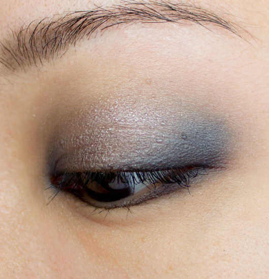 Make-up #106 : Un léger smoky avec la Naked Smoky d'Urban Decay