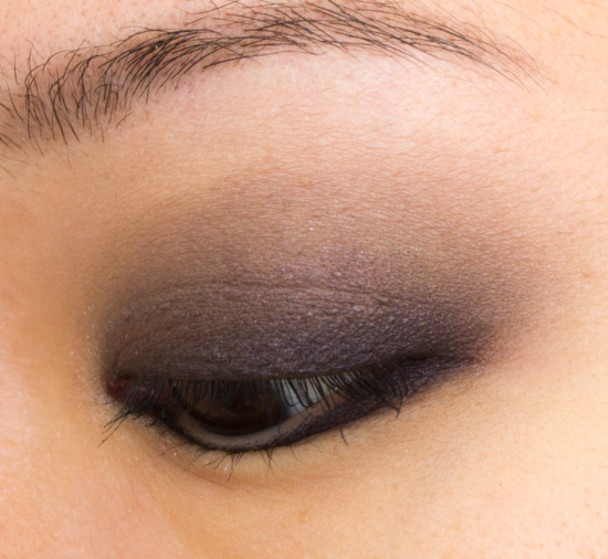 Make-up #107 : Smoky avec la Naked Smoky d'Urban Decay