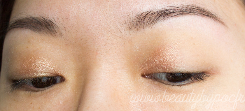Make-up #110 : Maquillage nude et discret avec la Naked Smoky d'Urban Decay