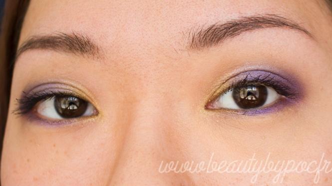 Make-up #112 : Urban Decay XX Vice Ltd Reloaded / Du violet évidemment !