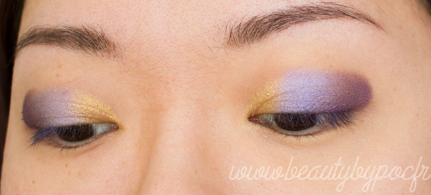 Make-up #112 : Urban Decay XX Vice Ltd Reloaded / Du violet évidemment !