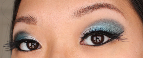 Make-up #32 False Eye Lashes Illamasqua