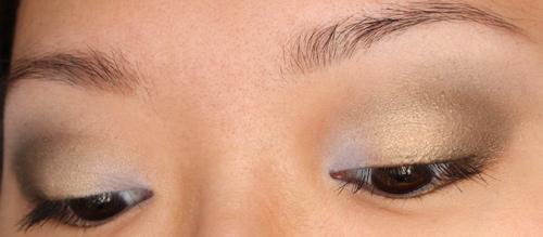 Make up #36 Ombre Doux Eclat Trio GD804 Opéra Shiseido