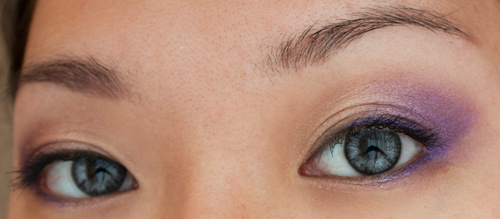 Make Up 38 : Yeux Gris et BOS III