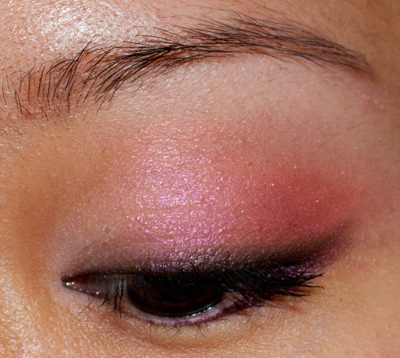 Make Up 40 : Shiseido Boudoir PK 403