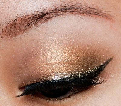 Make Up 41 : Du doré pour les fêtes