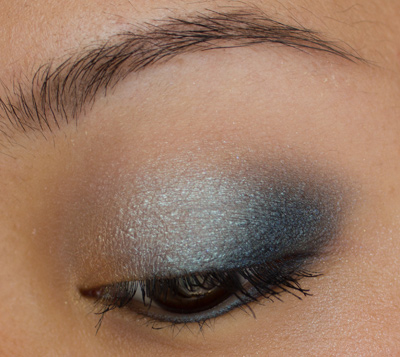Make-up #51 : Or & Bleu