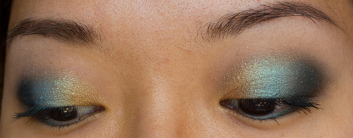 Make-up #52 : Estée Lauder Bronze Goddess