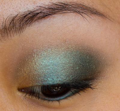 Make-up #52 : Estée Lauder Bronze Goddess