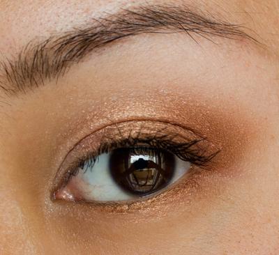 Make-up #53 : Estée Lauder Bronze Goddess Test n°2