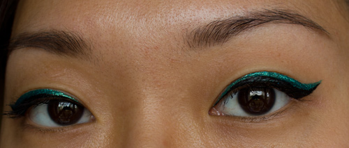 Make-up #54 : Double liner avec les Aqua Liner Make Up For Ever
