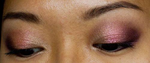 Make-up #62 : Quartz Fusion de MAC + BOS New York d'Urban Decay