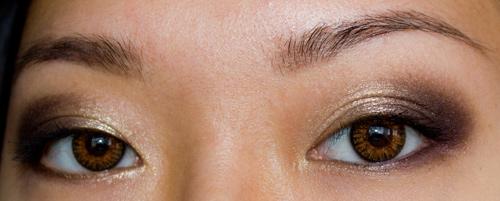 Make-up #68 : Illamasqua Queen of the Night