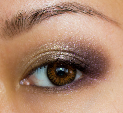 Make-up #68 : Illamasqua Queen of the Night