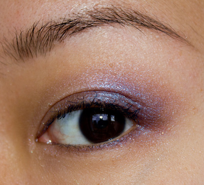 Make-up #69 : Estée Lauder Cyber Eyes Cyber Pink & Cyber Lilac