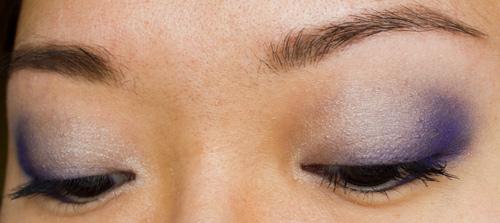 Make-up #76 : Giorgio Armani Palette Ecailles - De l'encre sur les yeux !
