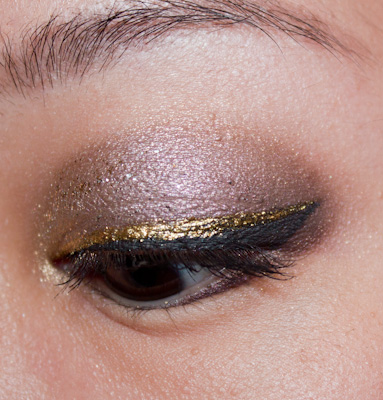Make-up #83 : Mon maquillage de réveillon avec la Vice d'UD :)